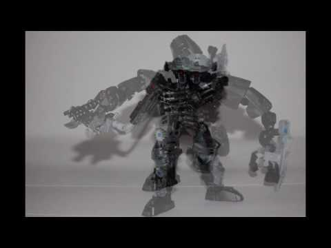Lego Bionicle/Transformers MOC: Shockwave