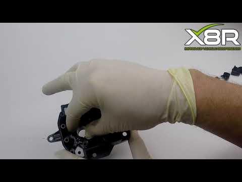 Mercedes Comand Center Controller Rotary Scroll Knob Dial Wheel Shaft Repair Fix Kit Install Guide