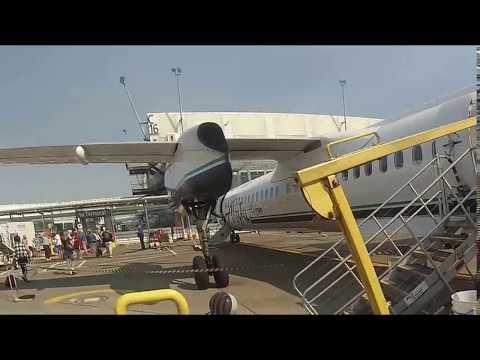 Horizon Airlines Q400 Ramp Ops