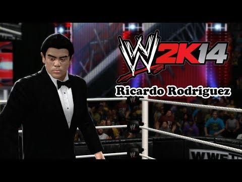 WWE 2K14 : Ricardo Rodriguez