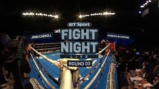 Carroll batters De Santiago in Belfast   Watch in 360 VR
