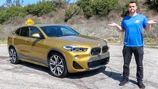 Download 2018 BMW X2 Review - Is It ACTUALLY Any Good? Video