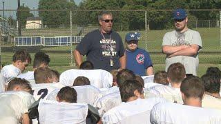 Marty Ballard steps down as Bellmont football coach