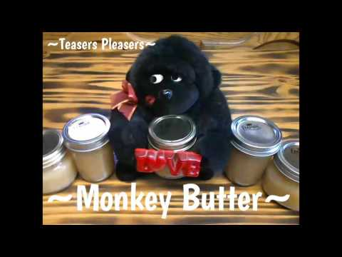 ~Canning Monkey Butter~