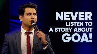 Goa: The Bullshit Story Manufacturer - Kenny Sebastian | Amazon Prime Video Special Trailer