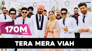Tera Mera Viah : Jass Manak | KV Dhillon Marriage | Davy