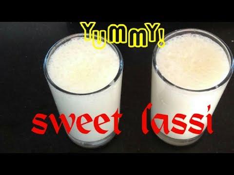 Sweet lassi||லஸ்ஸி