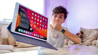 """NEW iPad 10.2"""" (with iPadOS) UNBOXING!"""