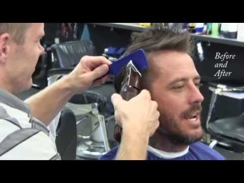 Neymar hairstyle Men's Frohawk How to style Footballer