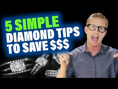 How to Buy Cheap Engagement Rings. *Best Affordable Diamond Ring Beautiful Online Real