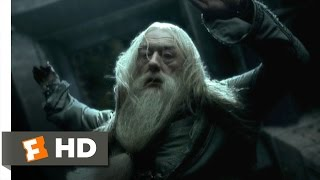 Harry Potter and the Half-Blood Prince (4/5) Movie CLIP - Dumbledore's Death (2009) HD
