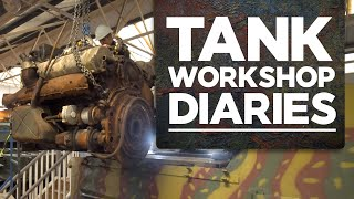 Maybach Engine | Ep. 3 | Tank Workshop Diaries | The Tank Museum