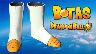 SUSCRÍBETE!: http://goo.gl/CNeicz Hicimos la armadura, también el scouter, incluso las esferas de dragón. Hoy en TDCSH te enseñamos cómo hacer las botas de Dragon Ball Z, hechas con materiales reciclados. Combina estas botas con la armadura y el scouter para hacer tu cosplay Dragon Ball. PLANTILLAS: http://www.tedigocomosehace.com/download/plantillas-para-las-botas-de-dragon-ball-z ARMADURA: https://youtu.be/cNLrDtW--Tw SCOUTER: https://youtu.be/HJtpyZrjNfI ESFERAS DE DRAGÓN: https://youtu.be/U-V7CTsRCjg MATERIALES Y HERRAMIENTAS: ÚNETE AL CLUB TDCSH: http://www.tedigocomosehace.com SIGUENOS EN: Twitter: https://twitter.com/TDCSH Facebook: https://www.facebook.com/TeDigoComoSeHace Instagram: http://instagram.com/tdcsh  Suscríbete a Nuestros Otros Canales Para No Perderte Nada. Fernando: http://www.youtube.com/user/FernandoTDCSH Juan: http://www.youtube.com/user/JuanTDCSH Pablo: http://www.youtube.com/user/PabloTDCSH El Show de la Araña Cuenta Chistes: https://goo.gl/ea5lZF