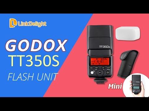 Godox TT350S Mini Flash Speedlite for Sony -- Linkdelight.com