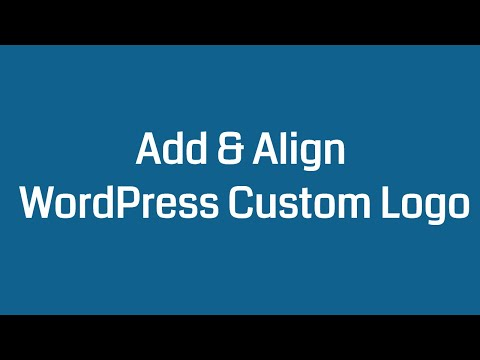 How to Add Custom Logo to WordPress Theme