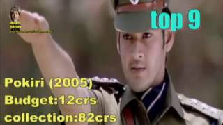 Top 10 telugu movies highest box of collection