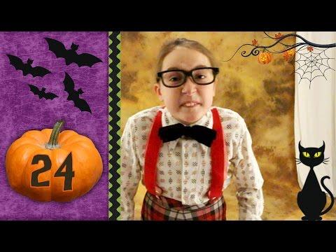 Halloween Countdown 24 - Nerd