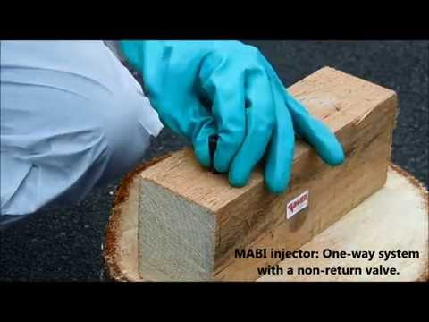 Wood treatment for Termites and other wood destroying organisms | MABI USA