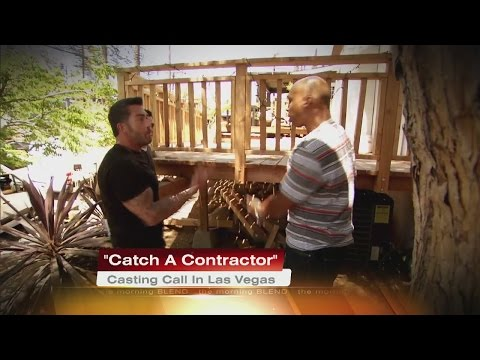 Spike TV's 'Catch A Contractor'  1/14/15