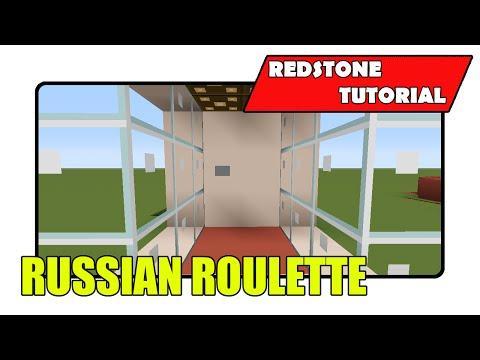 Russian Roulette Machine (Minecraft Xbox TU22/PlayStation CU8)