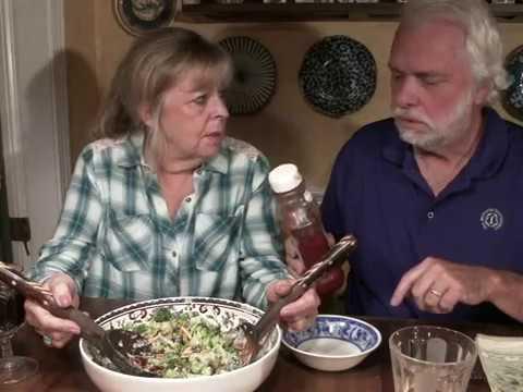 Broccoli Almond Salad for Broccoli Haters