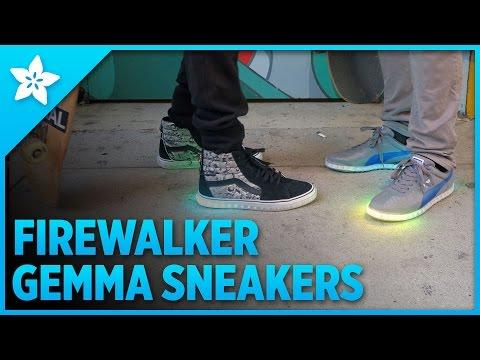 Firewalker 2.0 Sneakers with GEMMA