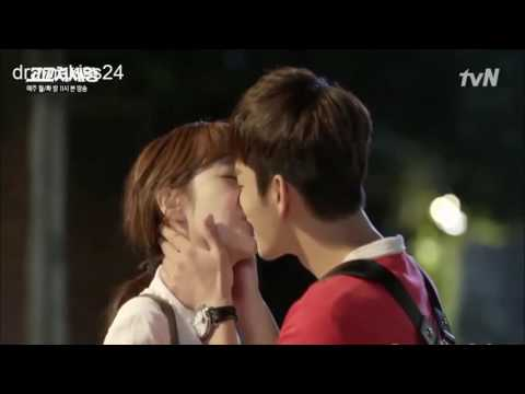 Xxx Mp4 รวมฉากจูบซีรี่ย์เกาหลี King Of High School Hot Kiss Drama Compilation 3gp Sex