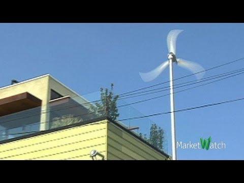 Backyard Wind Power