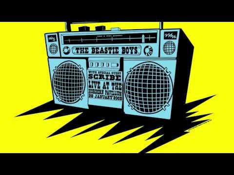Intergalactic - Beastie Boys (HD)