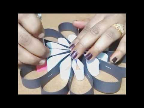 Diy/paper craft for home decoration | diy wall decoration ideas