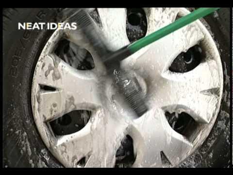 Neat Ideas Smart Clean Rubber Broom