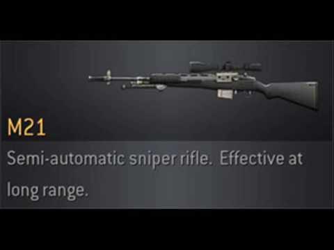 CoD4 Guns