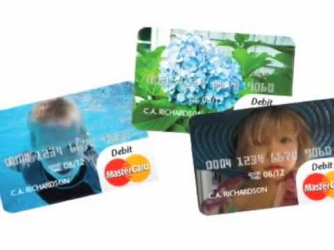 How to ... Personalize your debit card