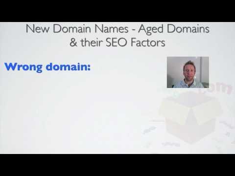 Domain Name SEO Factors