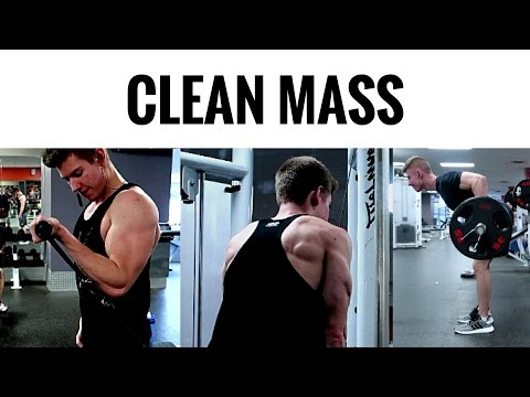 BIG ARMS & WIDE BACK EXERCISES