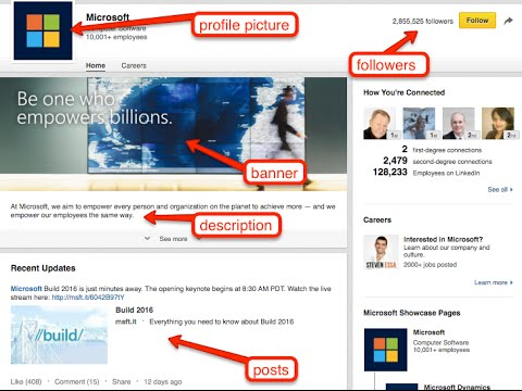 Double the Exposure of Your Business Thanks to Linkedin Showcase Pages
