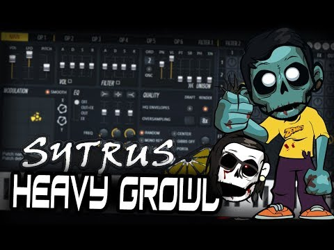 HEAVY GROWL BASS TUTORIAL + PRESET [FREE DOWNLOAD]