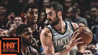 Cleveland Cavaliers vs Phoenix Suns 1st Qtr Highlights / March 23 / 2017-18 NBA Season