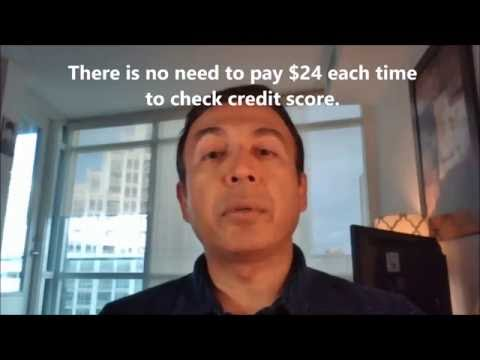 Finally Free Credit Score Comes to Canada by Financial Author Ahmed Dawn