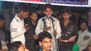 Akbar Ke Kaleje Se Sena Uljhi Hui Hai | Azadar-e-Husaini Jafrabad | 3 Rabiulauwal Mustafabad 2016