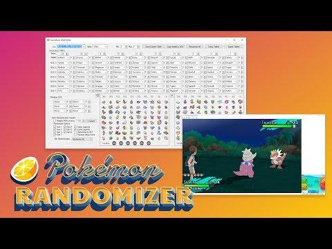 How to Easily Randomize Pokémon Games for Citra 3DS Emulator