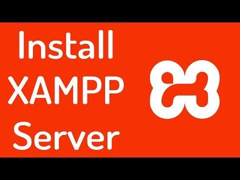 Installing and Running XAMP WebServer on Windows 10