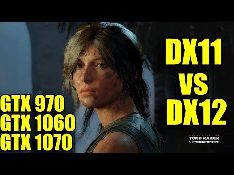Download Shadow of the Tomb Raider GTX 970 - GTX 1060 - GTX