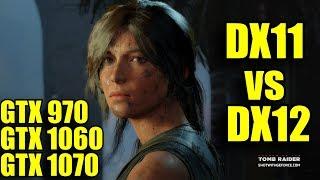 Shadow of the Tomb Raider v1 0 237 6 XEON X5650 3 6 Ghz OC GTX 970