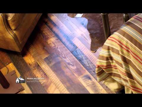 Renick Millworks - Reclaimed Hardwood Floors - Green Building