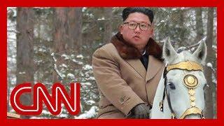 North Korea's message to US: Choose your Christmas present