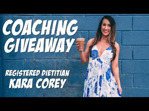 FREE RD Coaching Giveaway | Ab Routine