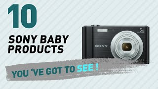 Sony Baby Products Video Collection // New & Popular 2017