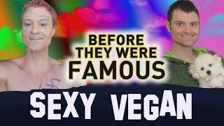 SEXY VEGAN   Before They Were Famous   Dr. Phil Vegan Episode Vegan Messiah
