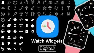 Watch Widgets Tutorial Personalize Your Apple Watch With Custom Compl